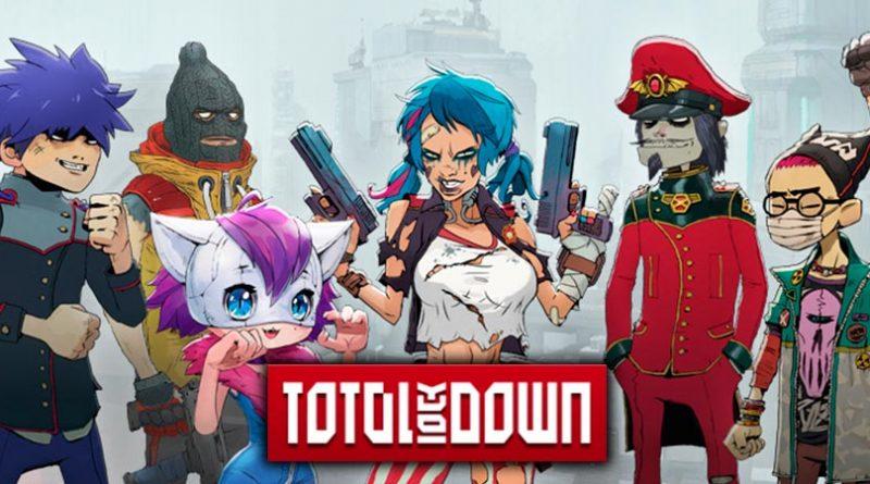 Обзор игры TOTAL LOCKDOWN