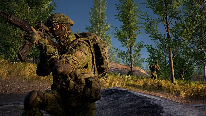 Обзор игры Squad