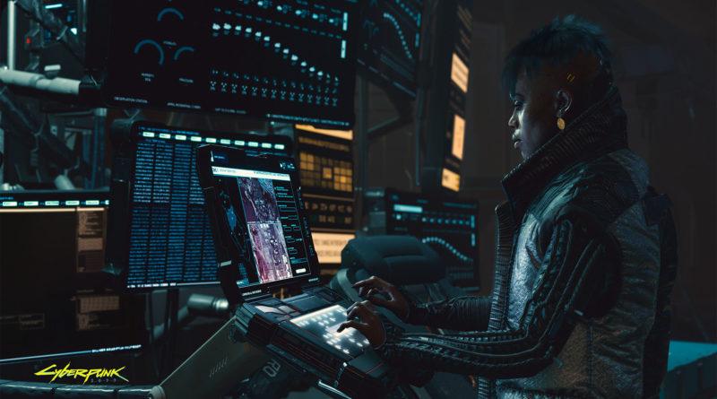 Cyberpunk 2077 может тайно быть классной хакерской скрытой игрой