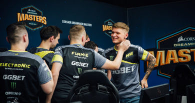 Na'Vi победили OpTic, чтобы попасть в плей-офф DreamHack Masters Malmö