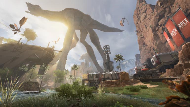 Последнее исправление драйвера Nvidia GeForce устраняет проблемы с мерцанием в Apex Legends