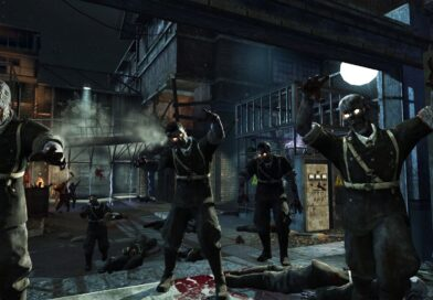 Call of Duty: Black Ops Cold War Zombies map