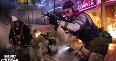 Call of Duty: Black Ops игрок холодной войны узнает, как убрать задержку спринт-огня