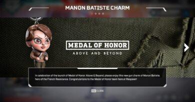 Apex Legends получает бесплатный талисман на оружие в стиле Medal of Honor