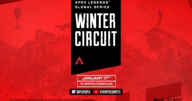 Зимняя гонка Apex Legends стартует 15 января