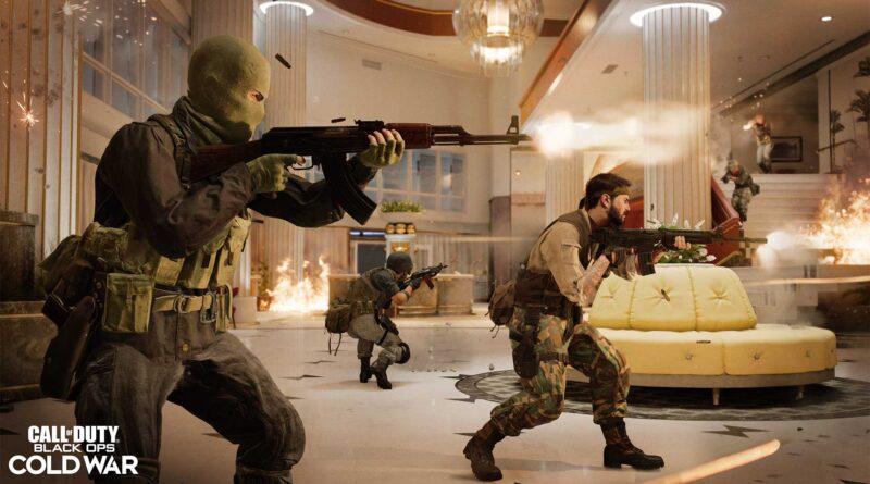 Лучшие штурмовые винтовки в Call of Duty: Black Ops Cold War
