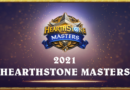 Blizzard раскрывает подробности Hearthstone Masters 2021