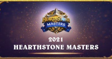 Blizzard раскрывает подробности Hearthstone Masters 2021