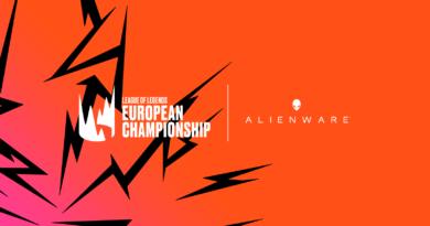 Alienware возобновляет сделку, чтобы стать основным партнером LEC