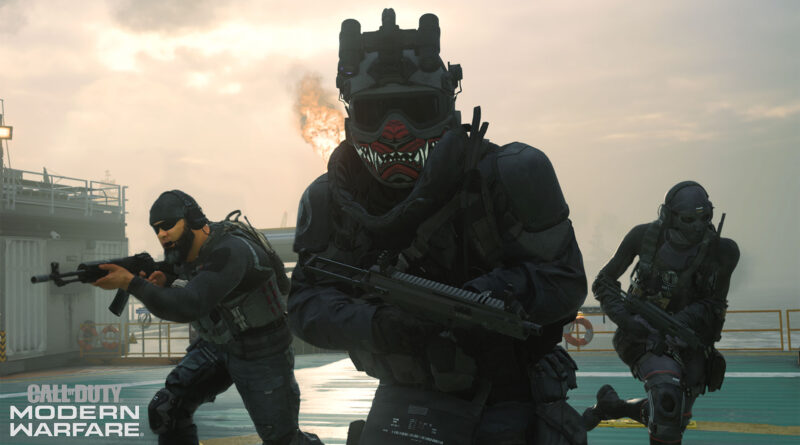 Команда удалена из Twitch Rivals Doritos Bowl Call Of Duty: Warzone Championship за читерство