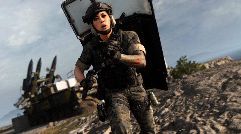 Вот код для открытия бункера Call of Duty: Warzone's Farmland