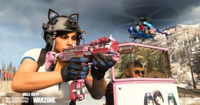 Вот код для открытия бункера Call of Duty: Warzone's Park