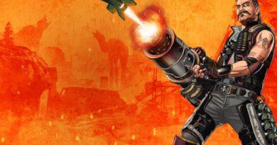 Следующая легенда Apex называется Fuse - и он приносит с собой новое оружие.