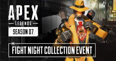 Событие Apex Legends 'Fight Night начнется 5 января.
