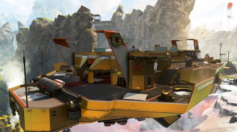 Kings Canyon возвращается в Apex Legends до 21 января и возвращает Mirage Voyage