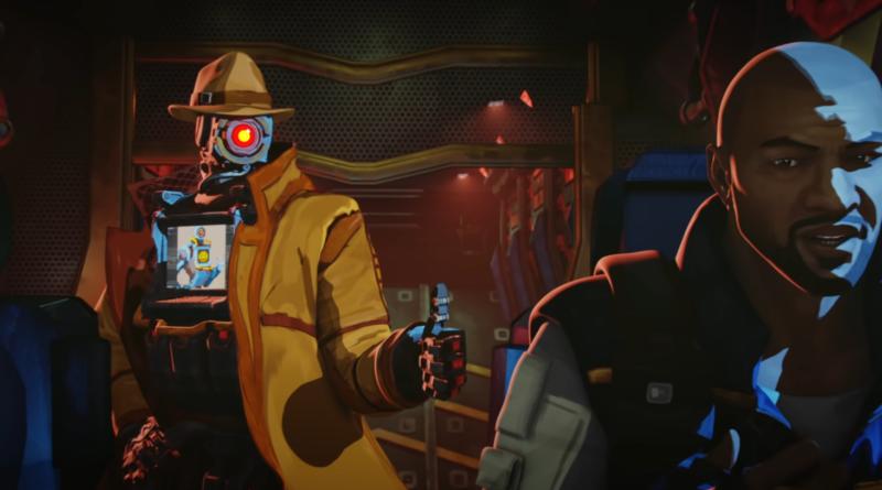 Игрок Pathfinder выигрывает матч, притворившись MRVN в Apex Legends