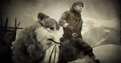 Red Dead Online: место легендарного изумрудного волка