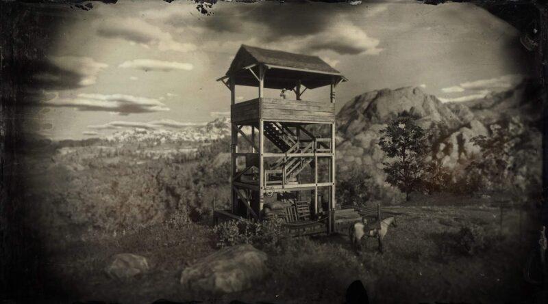 Red Dead Online: местонахождение легендарного рога Габбро