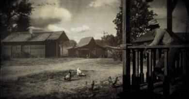 Red Dead Online: Локация легендарного мраморного лиса