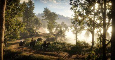 Red Dead Online: Легендарная локация Зизи Бобер