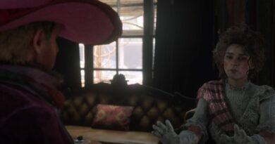 Red Dead Online: что выбрать: Харриет или Гаса?