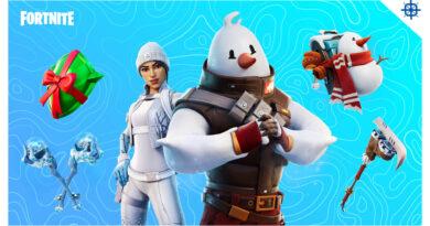 Где найти хитрого снеговика в Fortnite Operation Snowdown