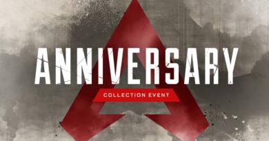 Событие юбилейной коллекции Apex Legends уже началось
