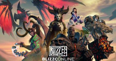 Blizzard раскрывает подробности расписания BlizzCon Online