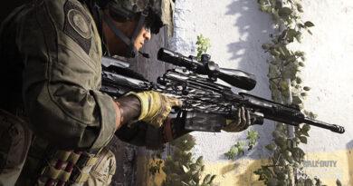 Лучшие стрелковые винтовки в Call of Duty: Warzone