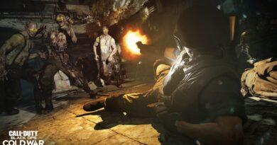 RAI K-84 - новое чудо-оружие Firebase Z в Call of Duty: Black Ops Зомби холодной войны