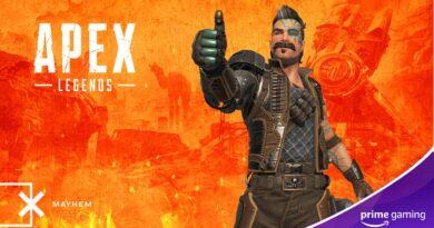 Freedom Fighter от Fuse - новый скин Prime Gaming для Apex Legends