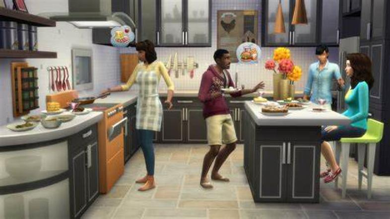 Sims 4 Лучшие кухни, которые поражают воображение