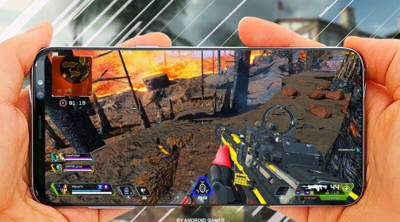 Сообщается, что EA работает с Tencent над разработкой Apex Legends Mobile