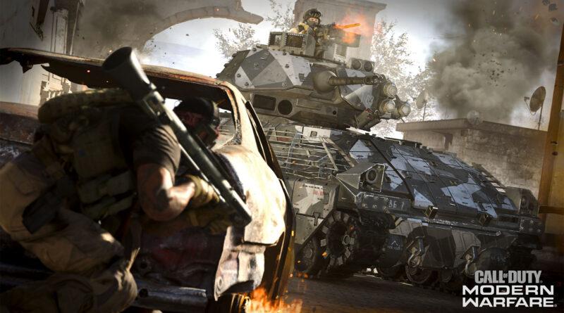 Список уровней снайперских винтовок Call of Duty: Modern Warfare