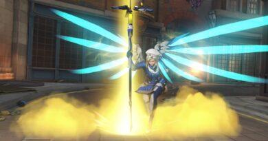 Как играть в Mercy: Overwatch Strategy, советы и уловки