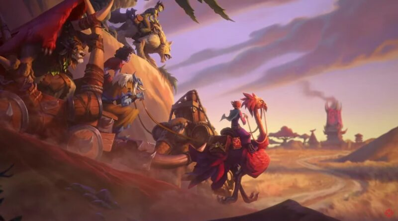 Vengeful Spirit появится в дополнении Hearthstone's Forged in the Barrens