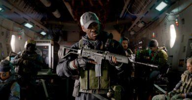 Все оружие в Call of Duty: Black Ops Cold War