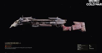 Как разблокировать арбалет Сумеречного охотника R1 в Call of Duty: Black Ops Cold War и Warzone
