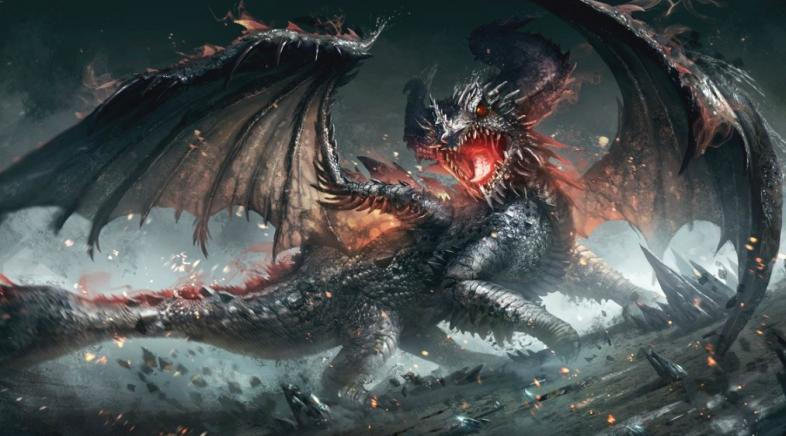 Топ-10 самых сильных драконов D&D, которых нужно победить авантюристам