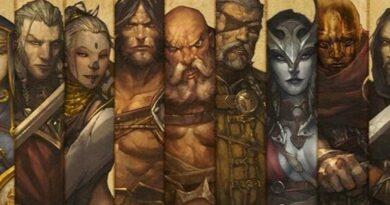 D&D: Лучший мультикласса бойца
