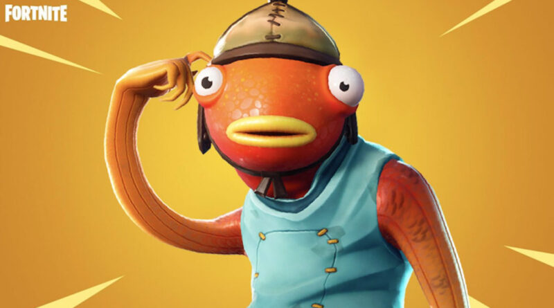 Где найти всю рыбу в Fortnite, глава 2, сезон 6