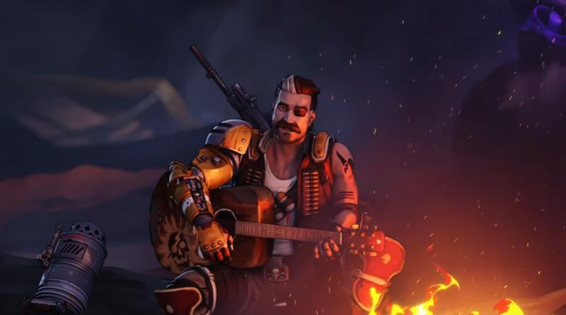 Apex Legends представляет оригинальную песню Outlaw's Oath в исполнении самого Фьюза