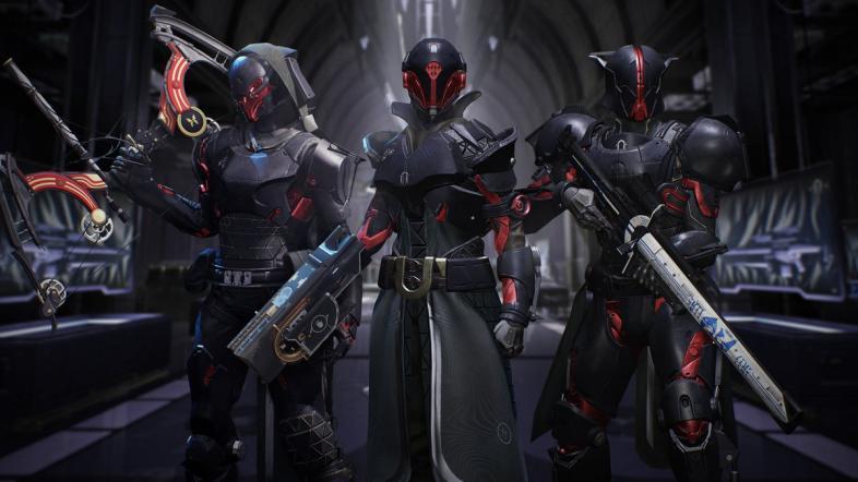 [10 лучших] Destiny 2 Лучшее оружие Горнила