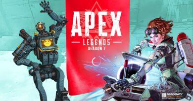 Apex Legends будет работать с разрешением 1024 x 576p и 30 FPS на портативном устройстве Switch