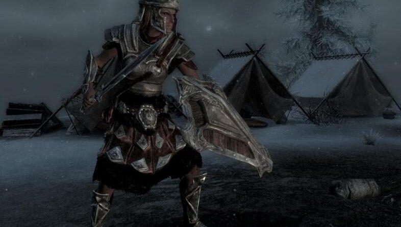 Лучшая тяжелая броня Skyrim и как ее получить