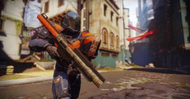 Destiny 2 Лучшие ракетные установки и как их получить