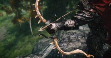 10 лучших луков Skyrim и способы их получения