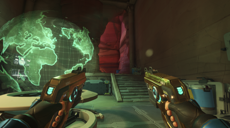 Как получить золотое оружие в Overwatch
