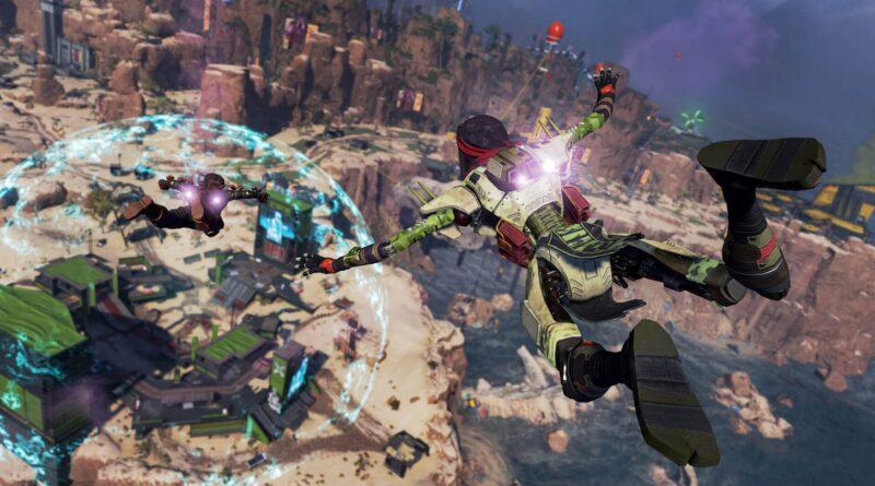 Все новые скины в событии Apex's War Games