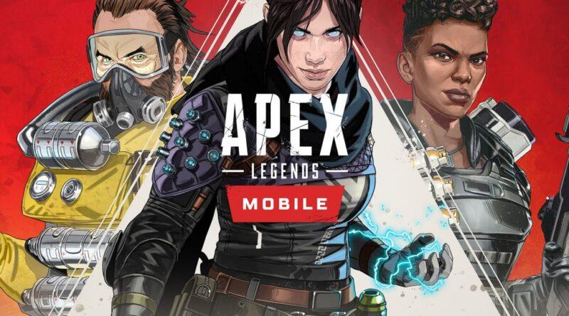 Как сделать предварительную регистрацию в Apex Legends Mobile